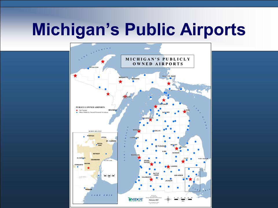 Michigans Public Airports