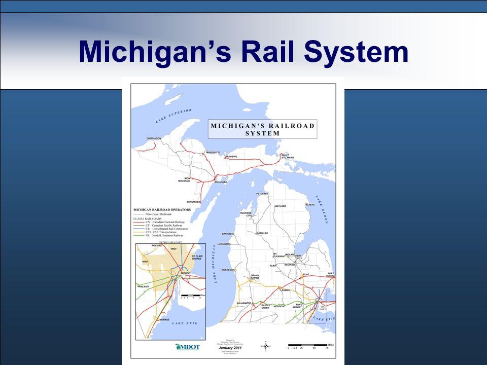 Michigans Rail System
