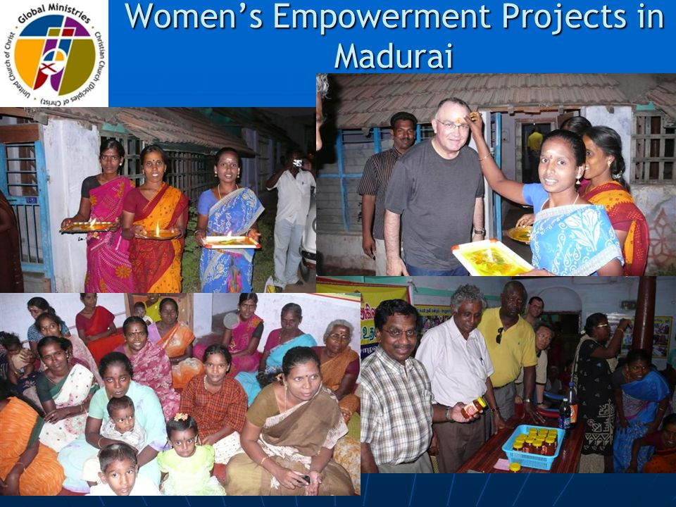 Womens Empowerment Projects in Madurai