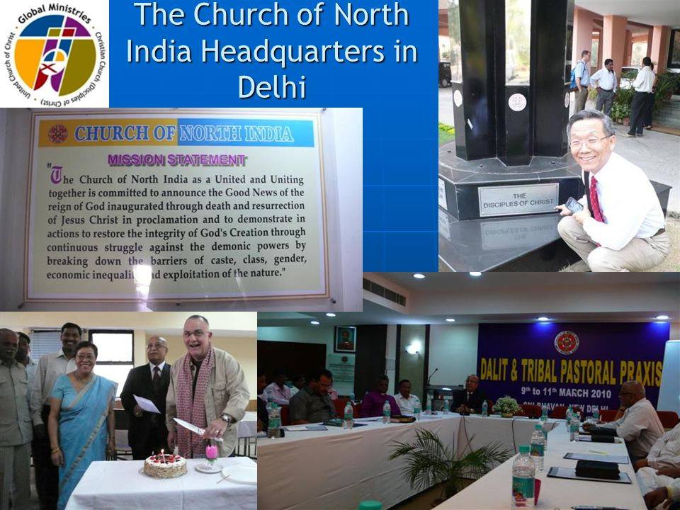 The Church of North India Headquarters in Delhi