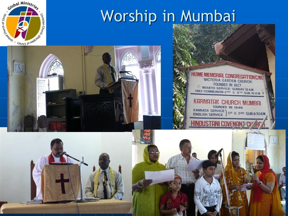Worship in Mumbai