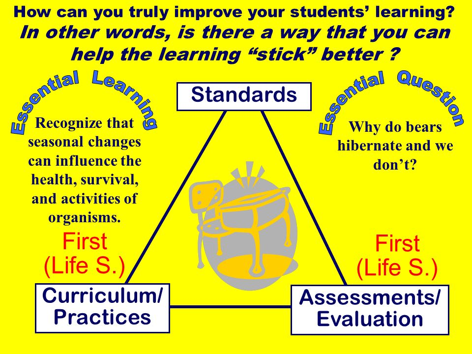 How can you truly improve your students learning.