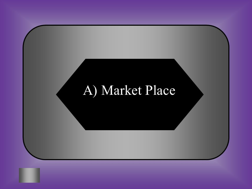 A) Market Place