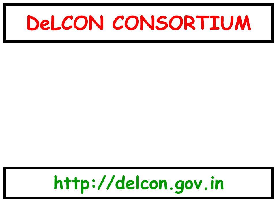DBTs Electronic Library Consortium DeLCON D.D.Lal (DeLCON Coordinator & Administrator) DBT Electronic Library Consortium NBRC, NH-08, Manesar, Gurgaon, Haryana.