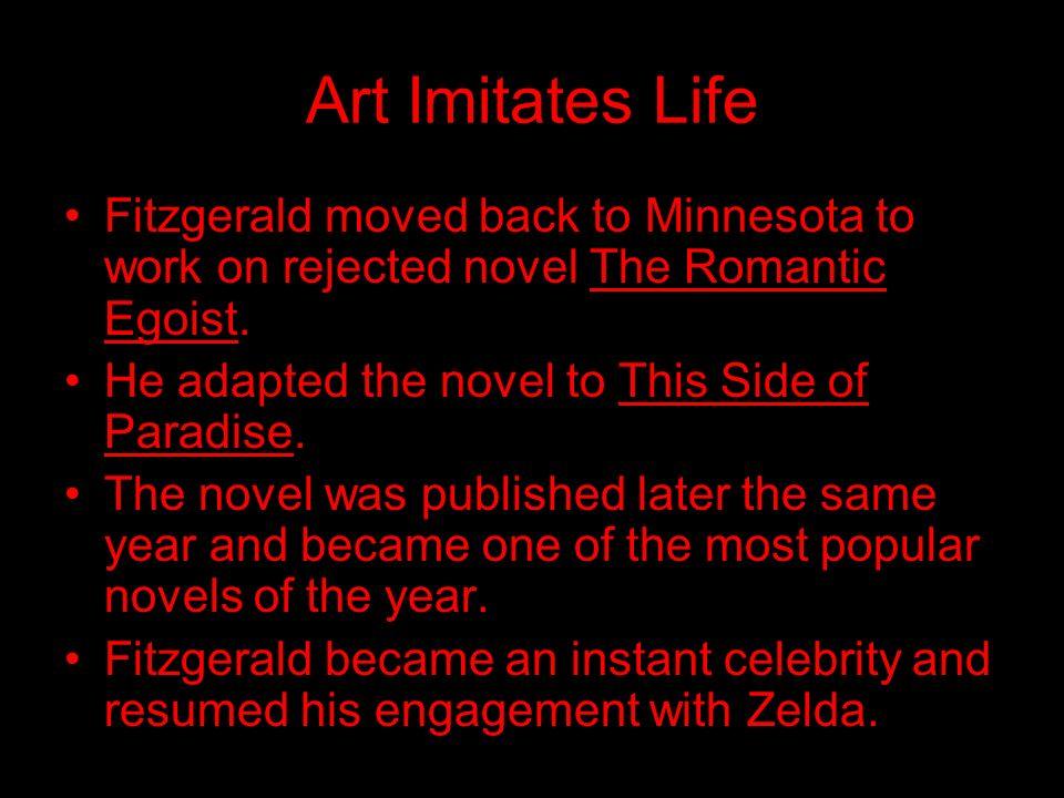 Instant Celebrity In 1921 Frances Scott Scottie Fitzgerald was born.