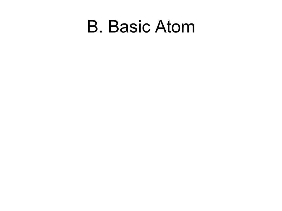 B. Basic Atom