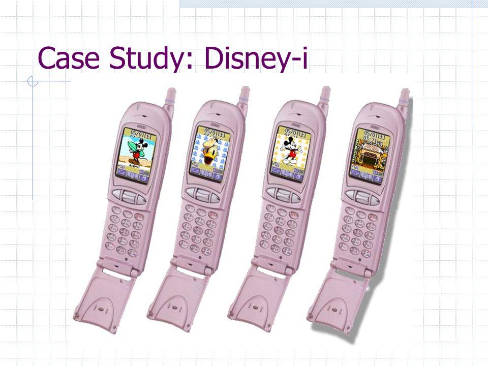 Case Study: Disney-i