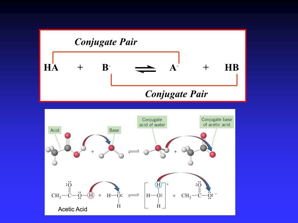 A-A- HB+HAB-B- + Conjugate Pair