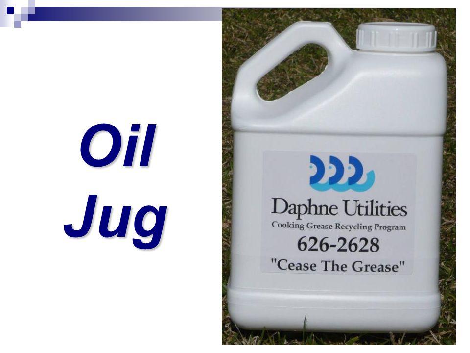 Oil Jug