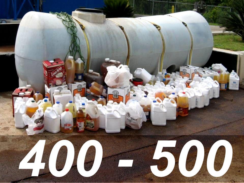 400 - 500