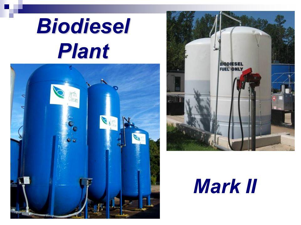 Biodiesel Plant Mark II