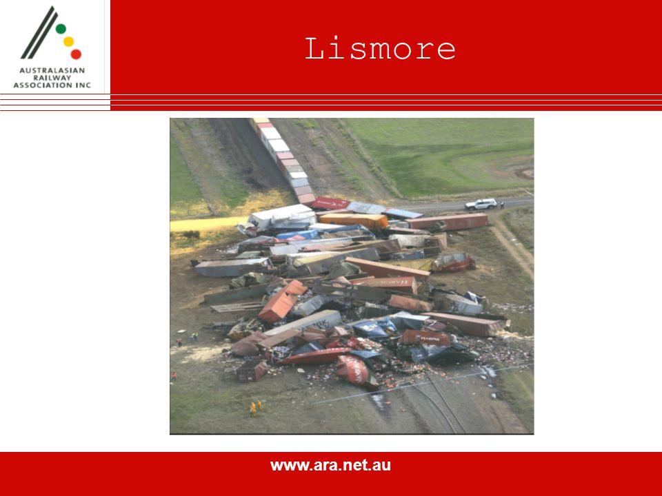 www.ara.net.au Lismore