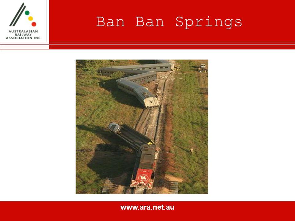 www.ara.net.au Ban Ban Springs