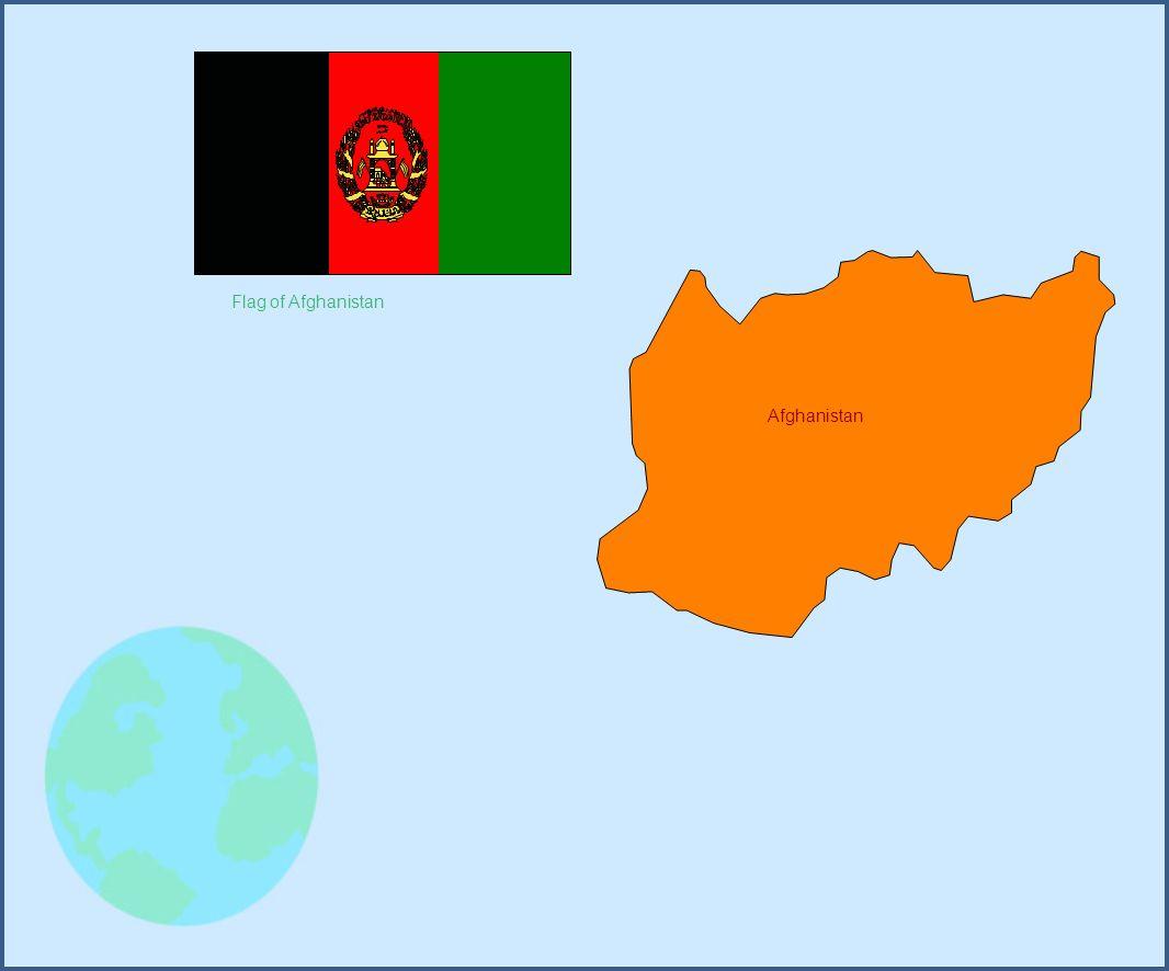 Flag of Afghanistan Afghanistan