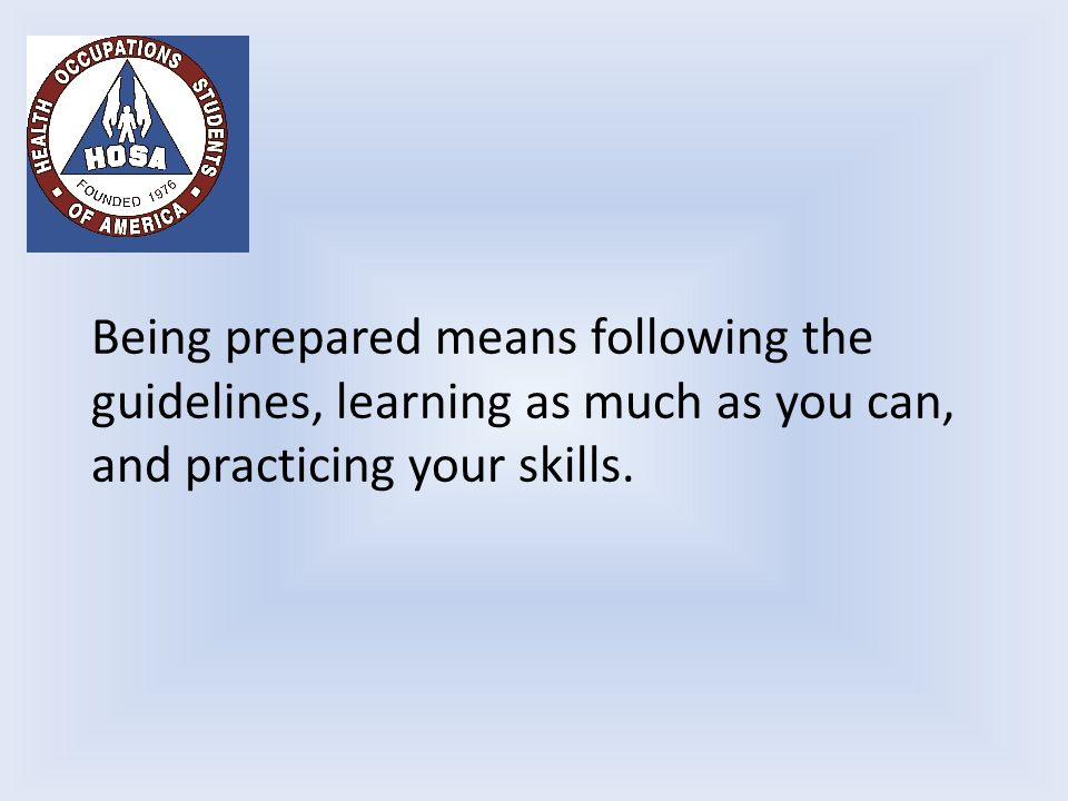 In skill events, you must perform the procedures at 70% accuracy or higher in order to be recognized.