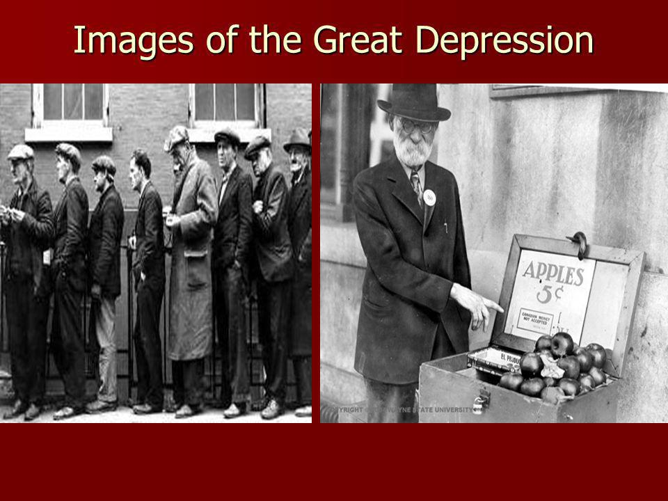 Images of the Great Depression
