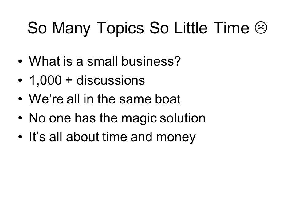 Blogs 101 Why Blog.
