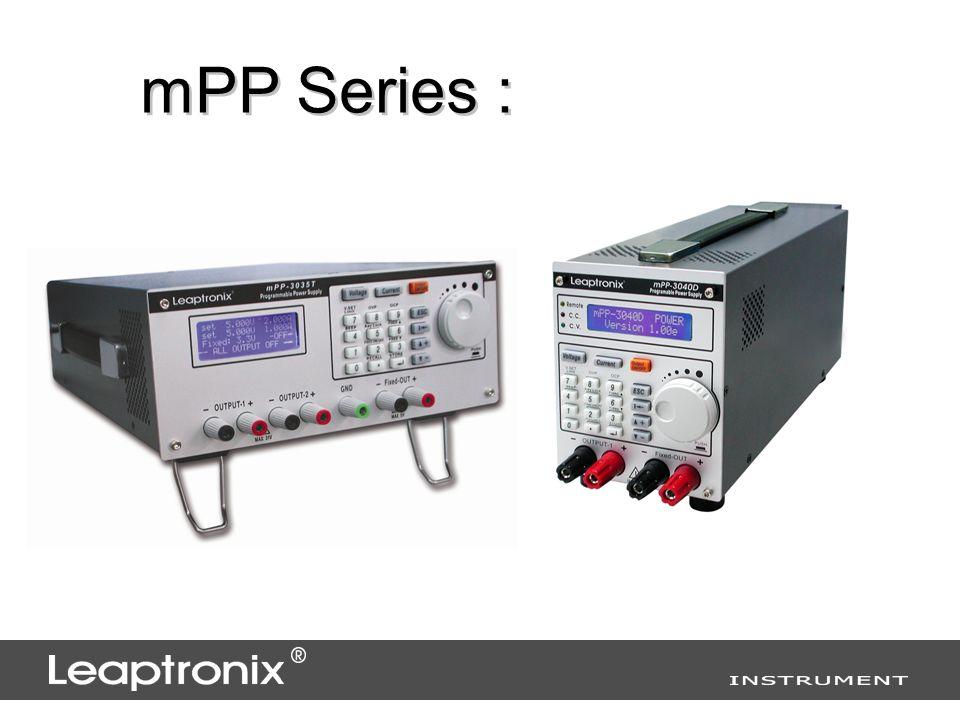 mPP Series :