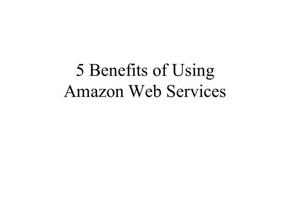 How AdaptiveBlue uses Amazon Web Services