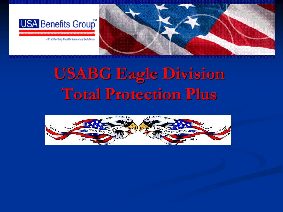 USABG Eagle Division Total Protection Plus