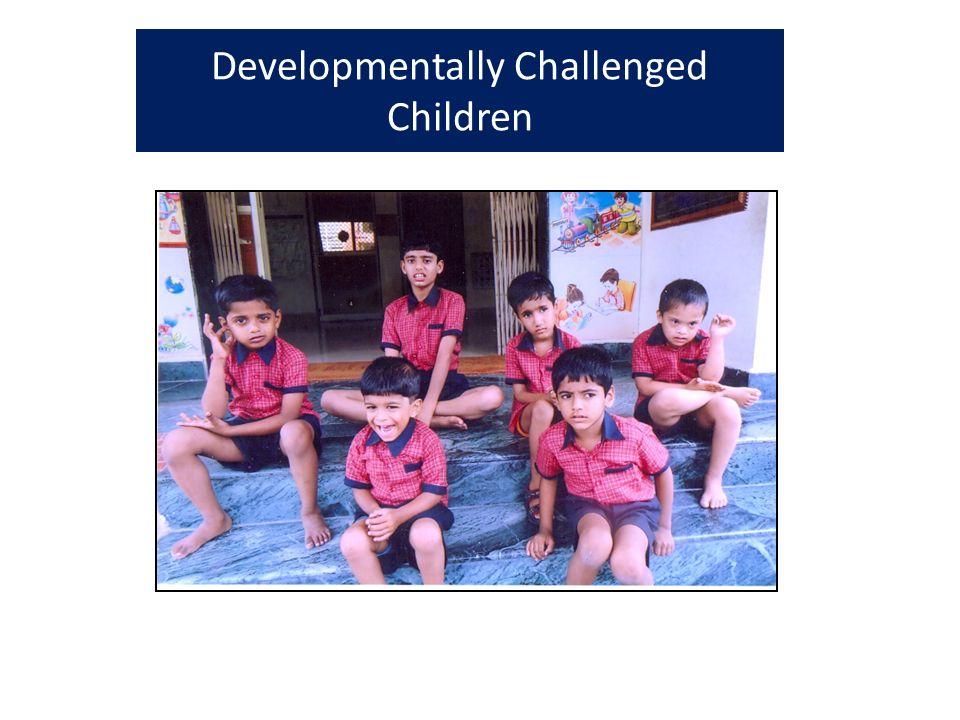 Developmentally Challenged Children