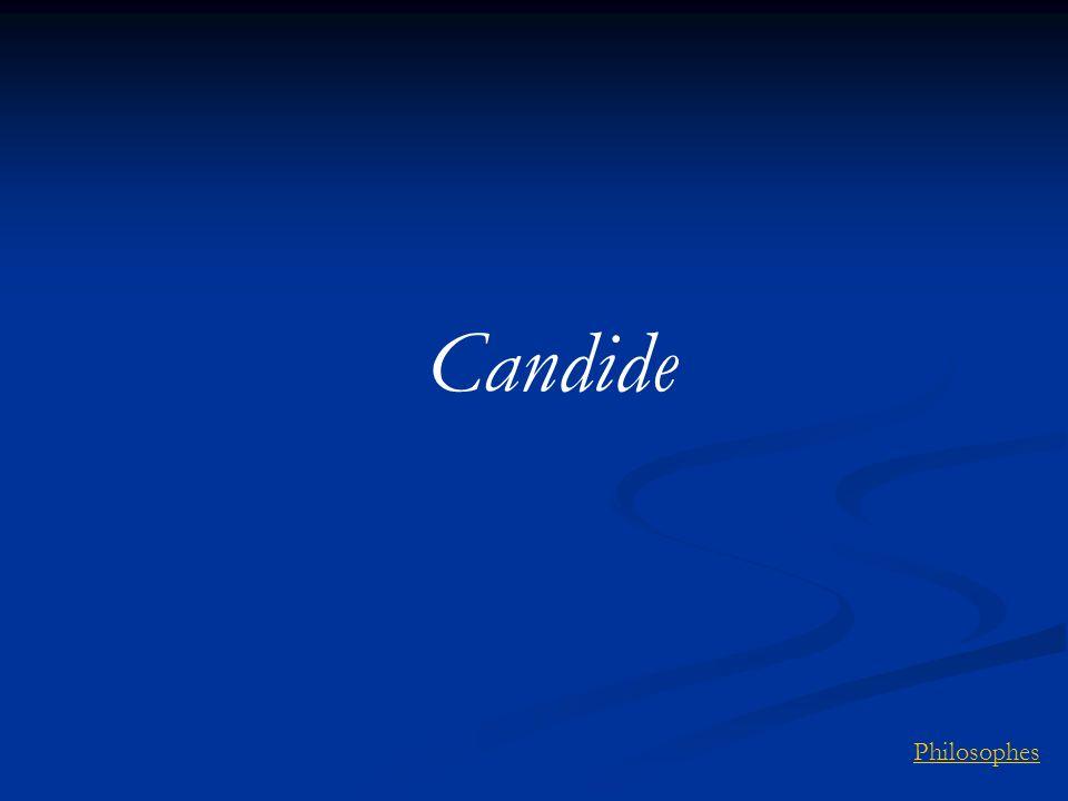 Candide Philosophes