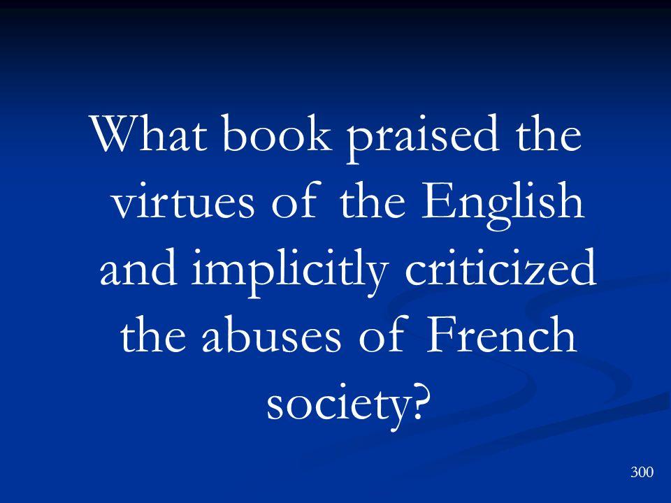 Montesquieu BONUS Women
