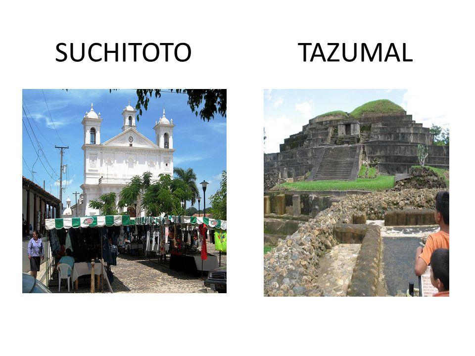 SUCHITOTO TAZUMAL