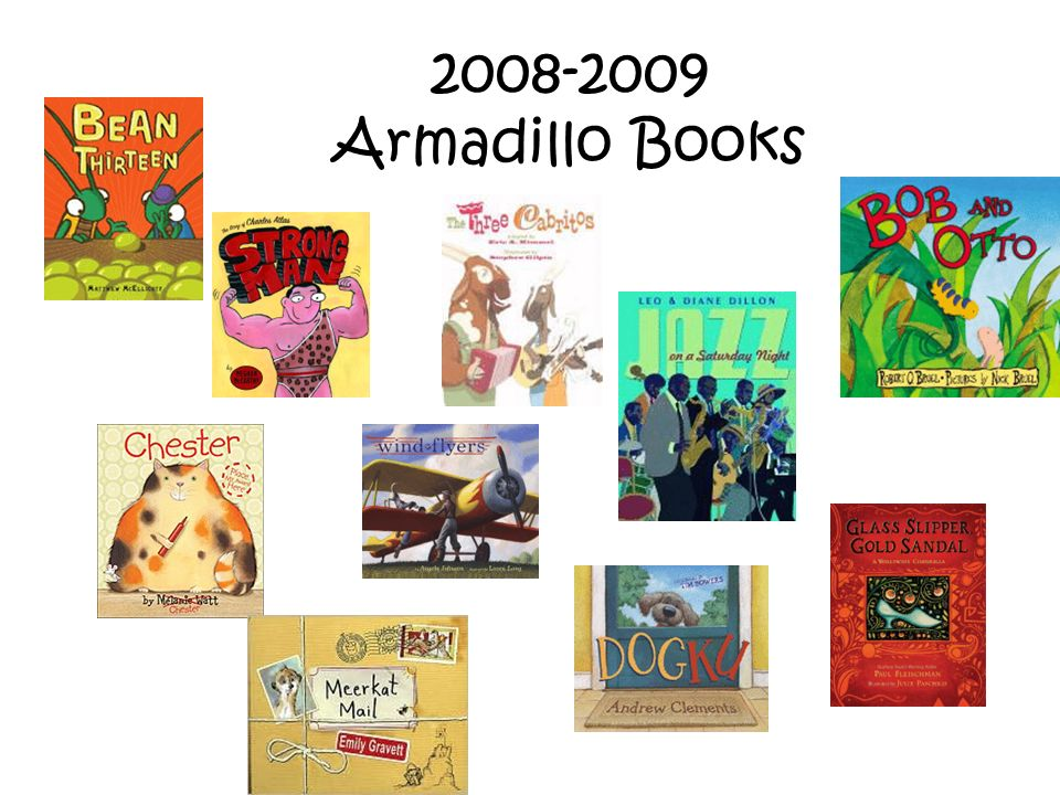 Armadillo Books