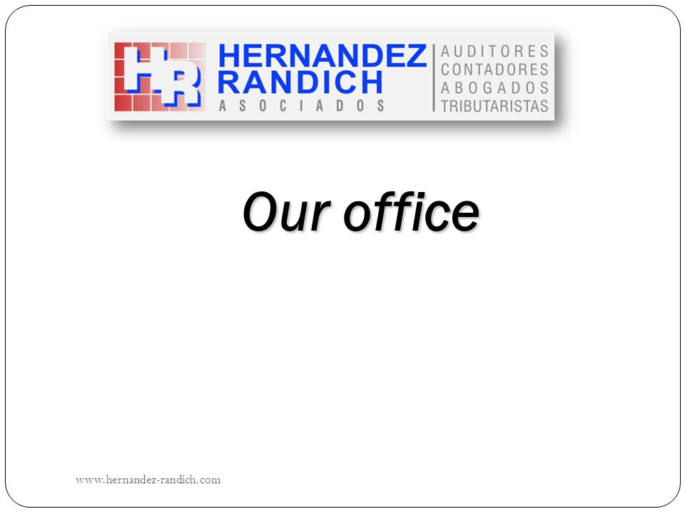 Our office www.hernandez-randich.com