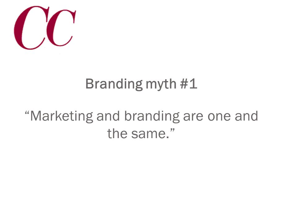 A brand screams out: TRUST ME! A good brand quietlyand alwaysfulfills that pledge.