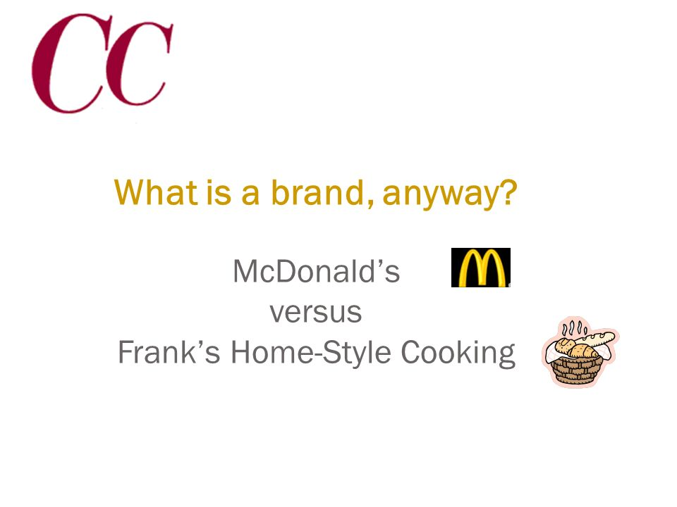 Welcome to Taking the Mystery out of Branding.