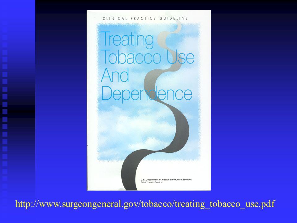 http://www.surgeongeneral.gov/tobacco/treating_tobacco_use.pdf