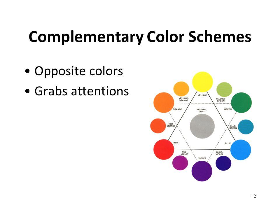 Use Contrasting Colors Good BadGoodBad !GoodBadGoodBadGood