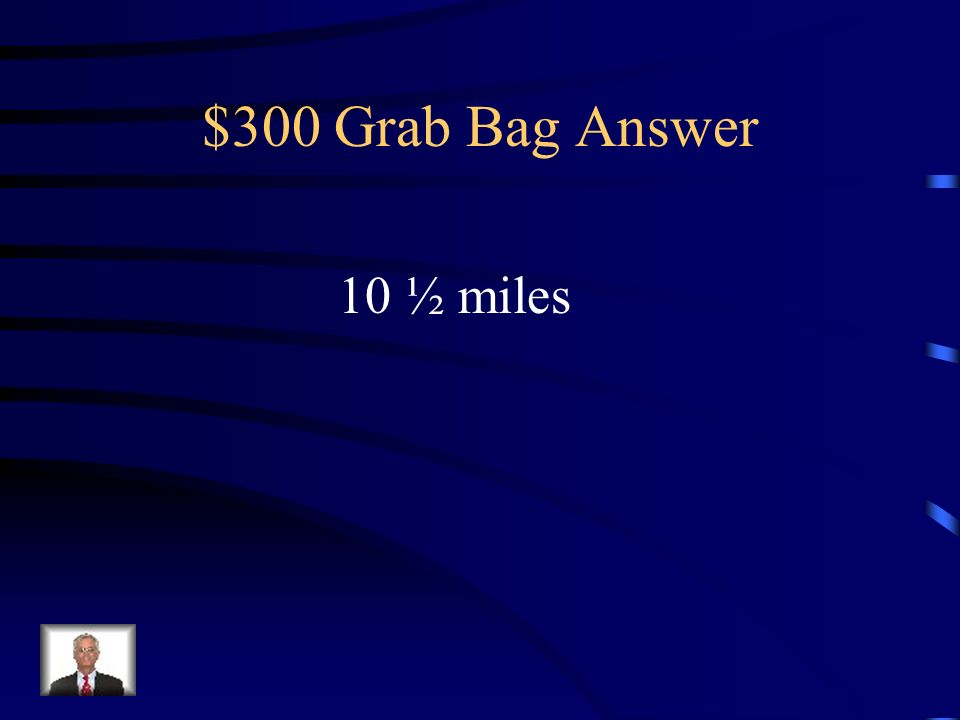 $300 Grab Bag Question While on a camping trip, Monica and Paul hiked 5 3/8 miles on Saturday and 4 9/10 miles on Sunday. Estimate the number of miles