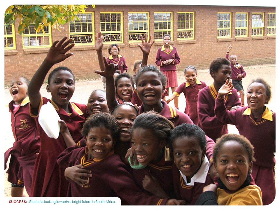 Novell South Africa deploys 2,205 SUSE Linux desktops in 105 South African schools.
