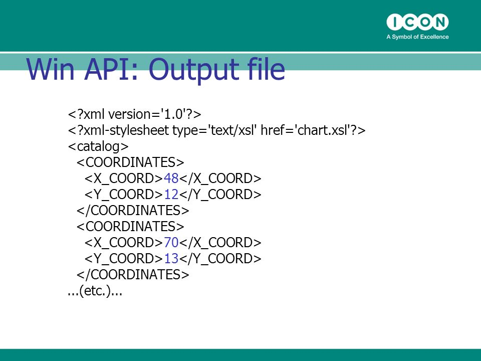 Win API: Output file 48 12 70 13...(etc.)...