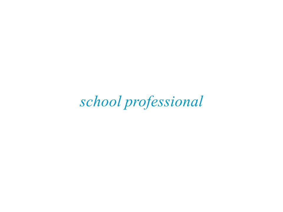 school professional