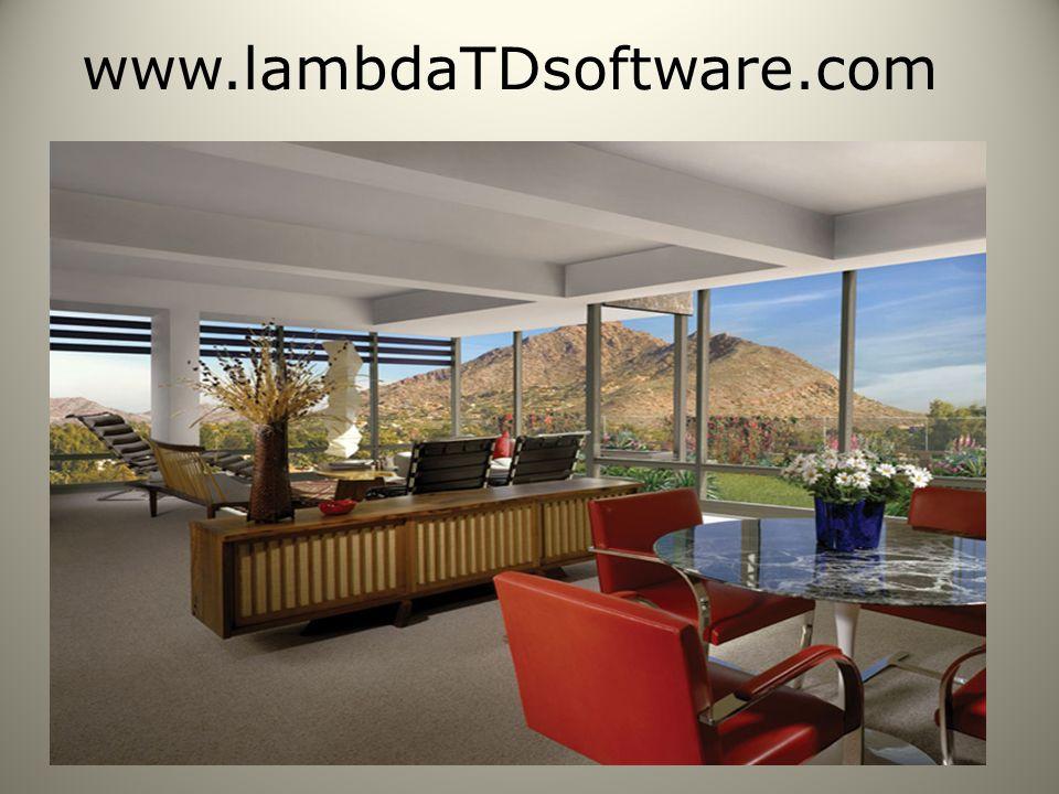 www.lambdaTDsoftware.com