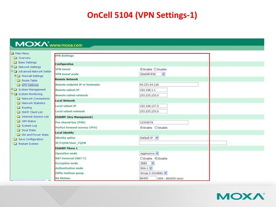 OnCell 5104 (VPN Settings-1)