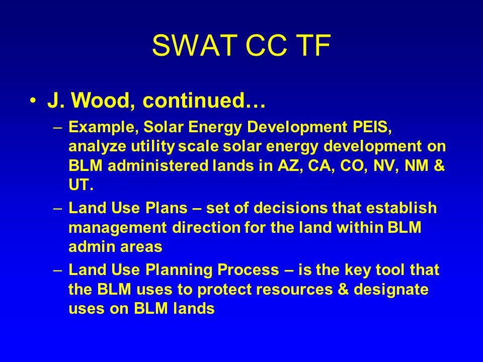 SWAT CC TF J.