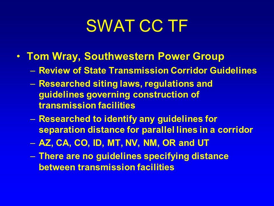 SWAT CC TF