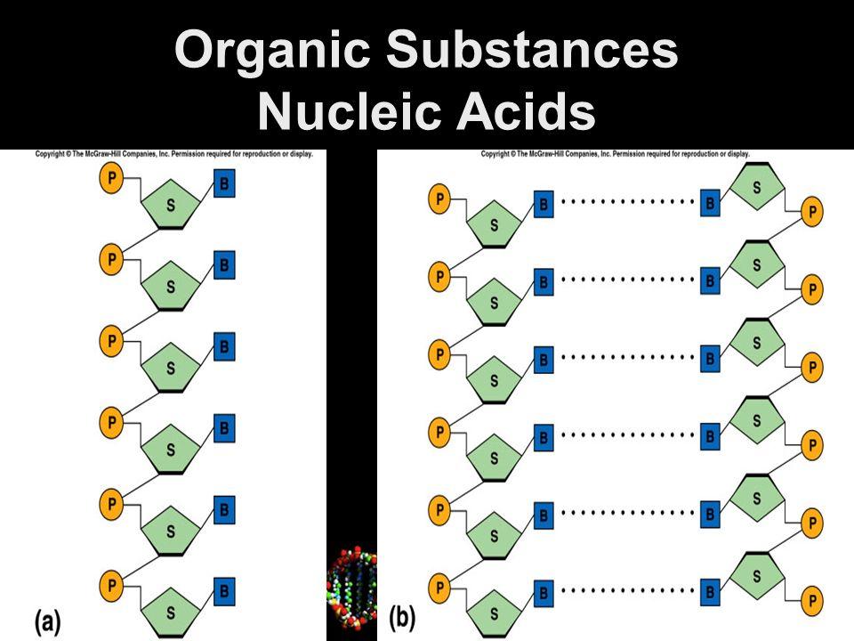 Organic Substances Nucleic Acids 2-30