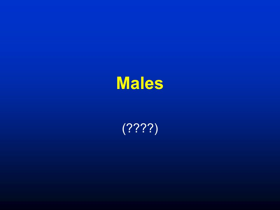 Males (????)