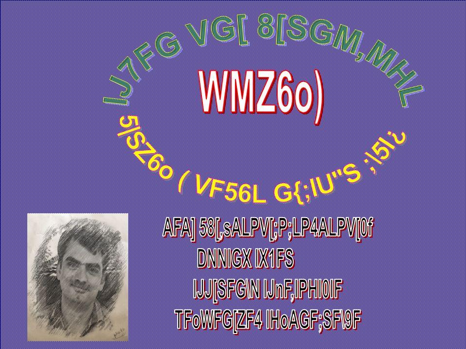 VMlS;HG RS |