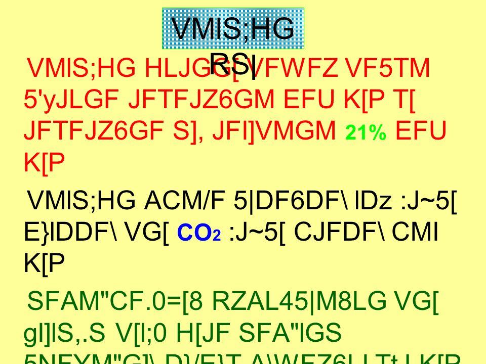VMlS;HG HLJGG[ VFWFZ VF5TM 5'yJLGF JFTFJZ6GM EFU K[P T[ JFTFJZ6GF S], JFI]VMGM 21% EFU K[P VMlS;HG ACM/F 5 DF6DF\ lDz :J~5[ E}lDDF\ VG[ CO 2 :J~5[ CJF