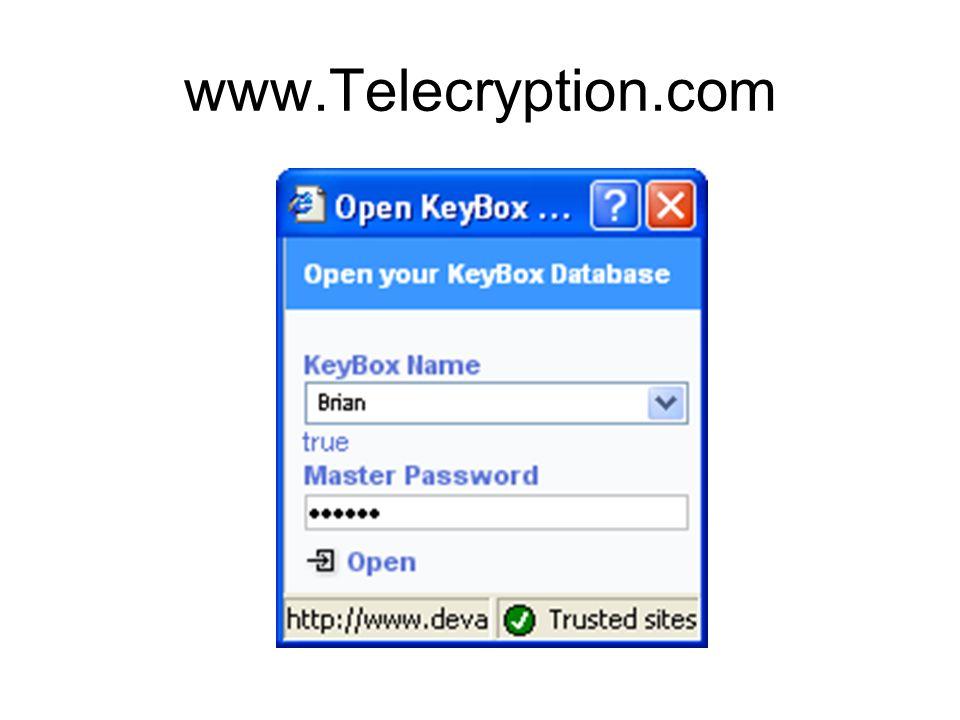 www.Telecryption.com