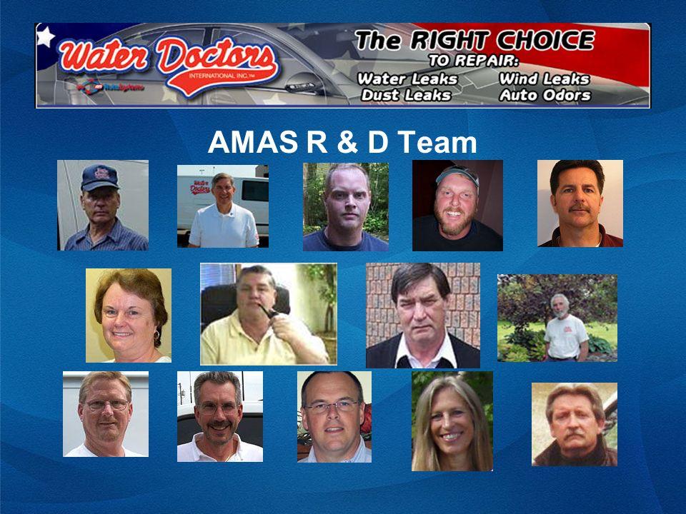 AMAS R & D Team