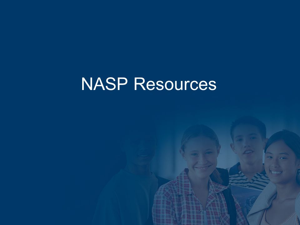 NASP Resources