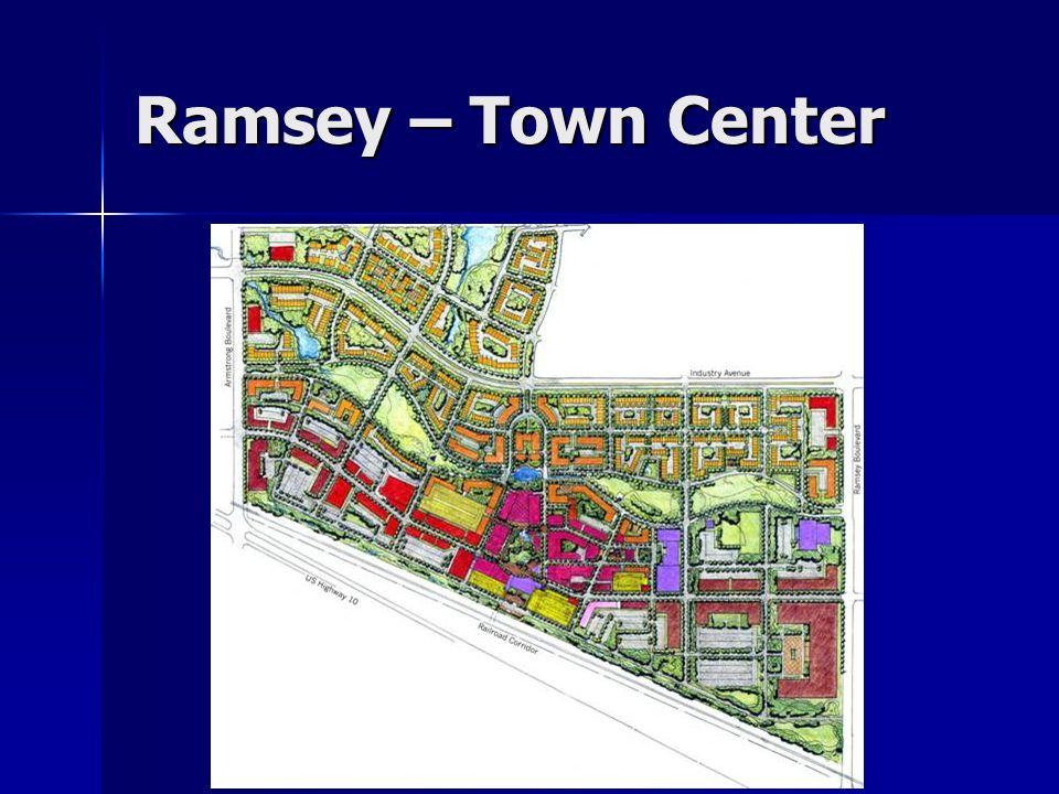 Ramsey – Town Center
